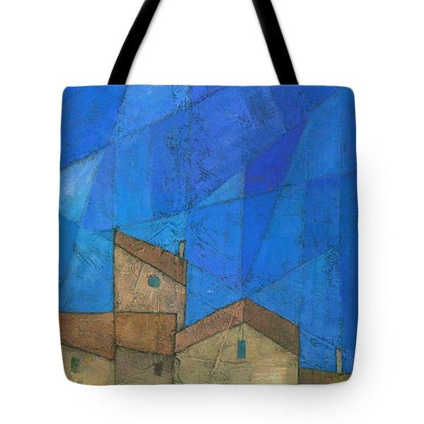 Cote D Azur II Tote Bag