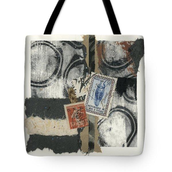 Cote D'ivoire Tote Bag
