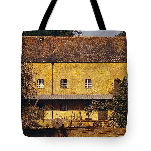 Cotswold Cottage Tote Bag