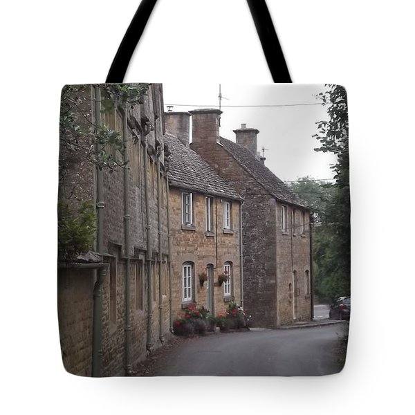 Cotswold Cottages Tote Bag by John Williams