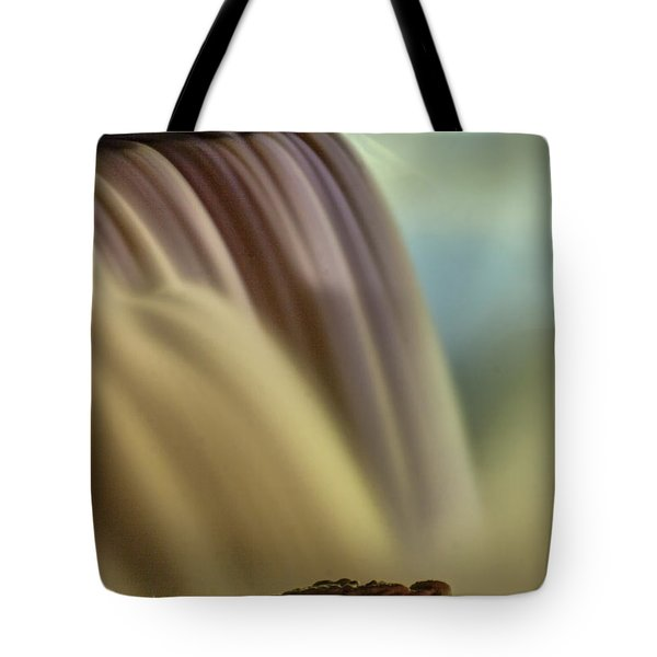 Cotton Candy Falls Tote Bag