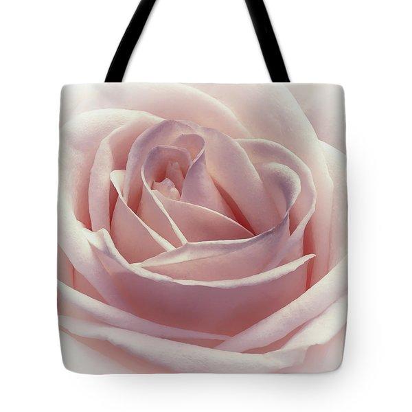 Cotton Candy Kisses Tote Bag by Darlene Kwiatkowski