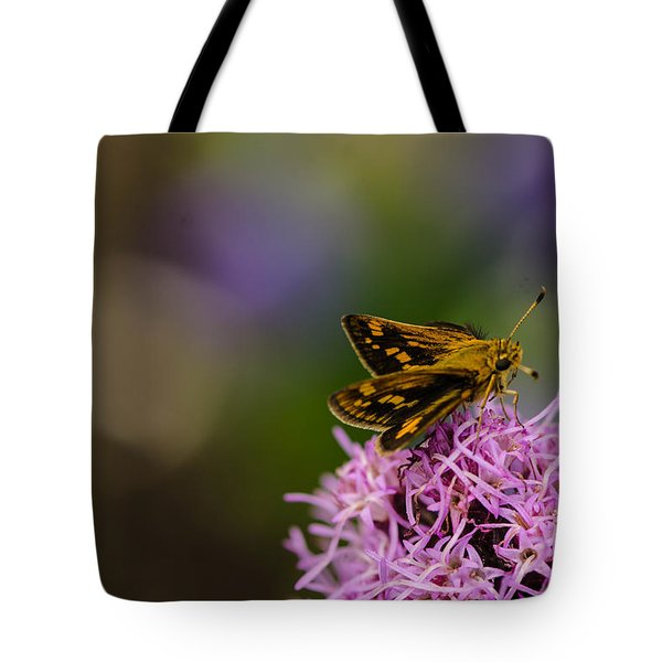 Cotton Candy Nectar Tote Bag