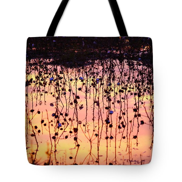 Cotton Reflections Tote Bag