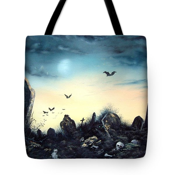 Count The Eyes Tote Bag
