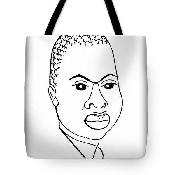 Countee Cullen (1903-46) Tote Bag