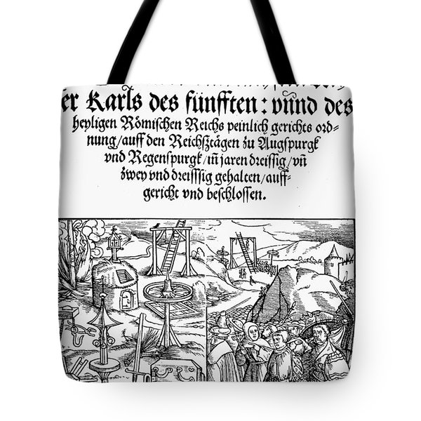 Counter Reformation Tote Bag