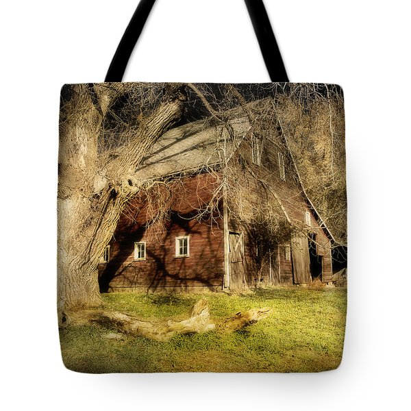 Country Afternoon Tote Bag