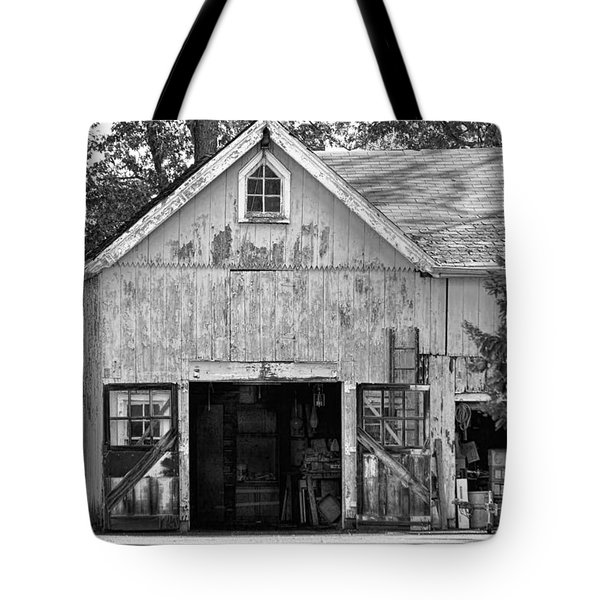 Country - Barn Country Maintenance Tote Bag by Mike Savad
