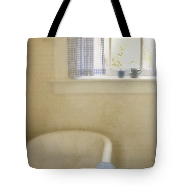 Country Bath Tote Bag