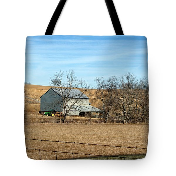 Country Tote Bag by Cathy Shiflett