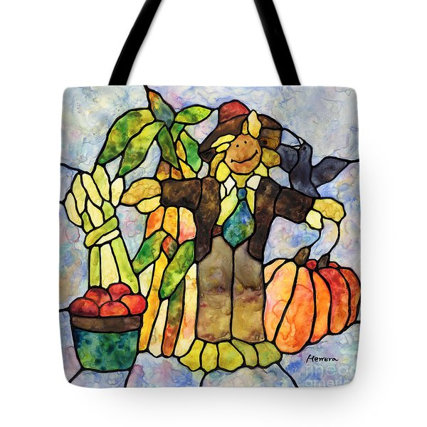 Country Fall Tote Bag