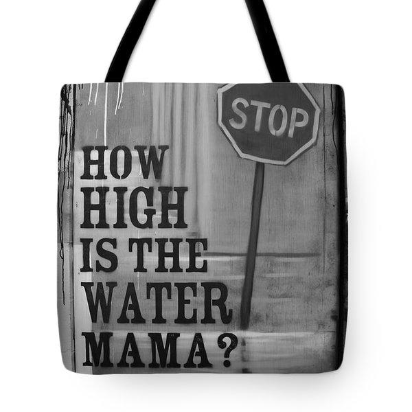 Country Graffiti Tote Bag