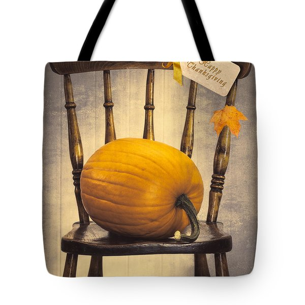 Country House Chair Tote Bag by Amanda Elwell