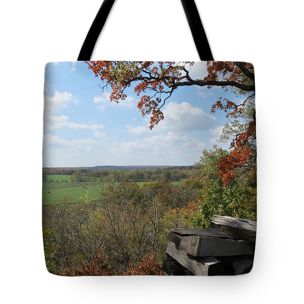 Country Life All Profits Go To Hospice Of The Calumet Area Tote Bag