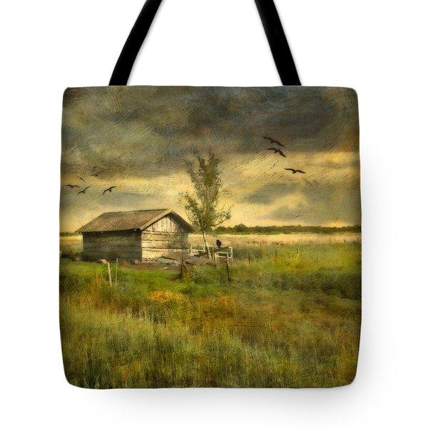 Country Life Tote Bag