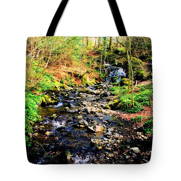 Tote Bag featuring the photograph Country Life by Doc Braham