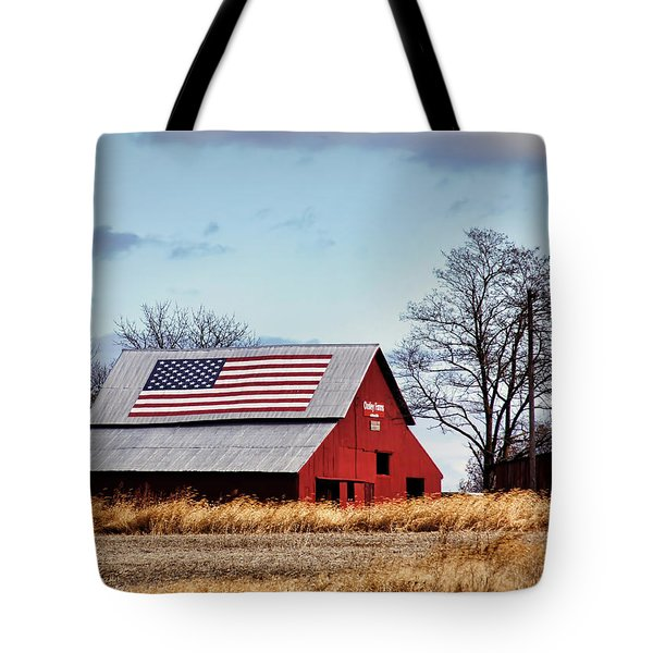 Country Pride Tote Bag