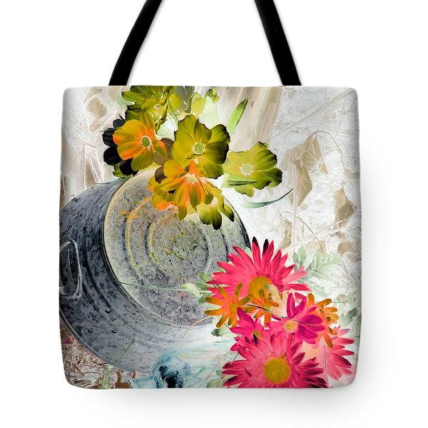 Country Summer - Photopower 1509 Tote Bag