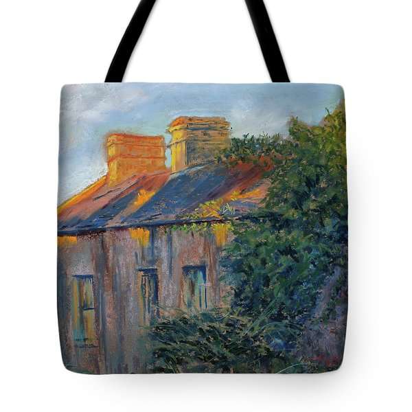 County Clare Late Afternoon Tote Bag