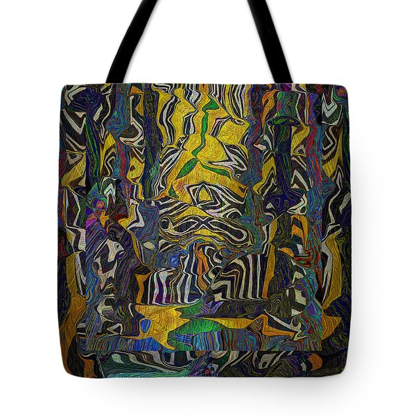 Courage Rising Tote Bag
