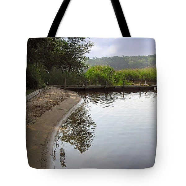 Cove Tote Bag by Brian Wallace
