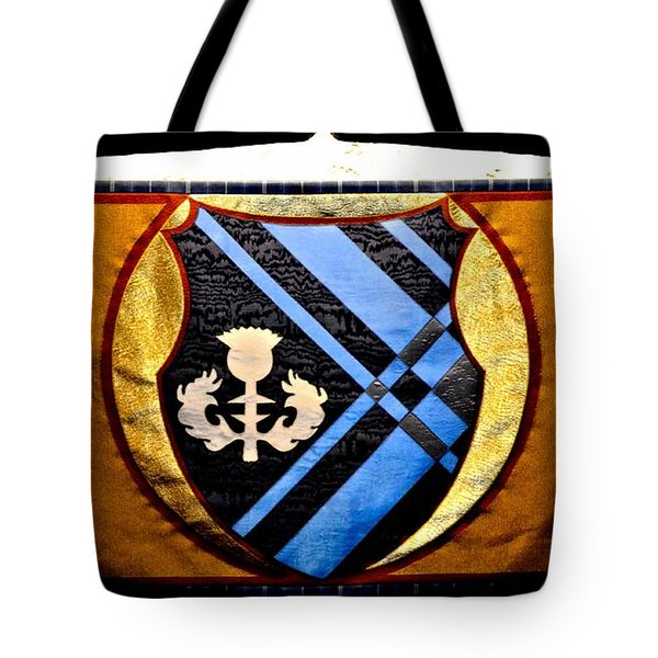 Covenant College Tartan Tote Bag