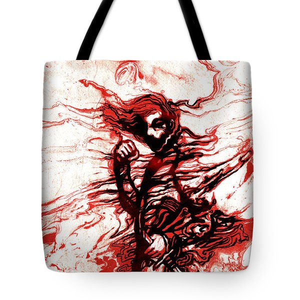 Cover For The Autumn Tote Bag