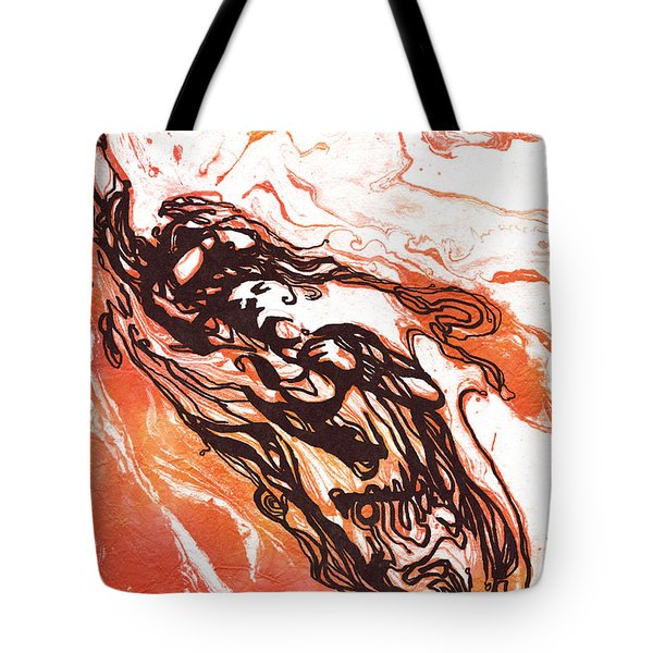Cover For The New Year Tote Bag