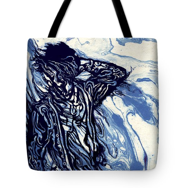 Cover For The Winter Tote Bag