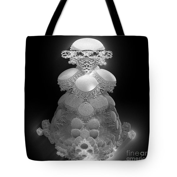 Cover Of Beauty Tote Bag by Peter R Nicholls