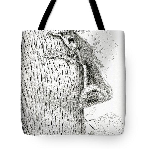 Coveting Nuts Tote Bag