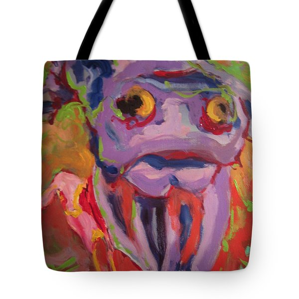 Cow 287 Tote Bag