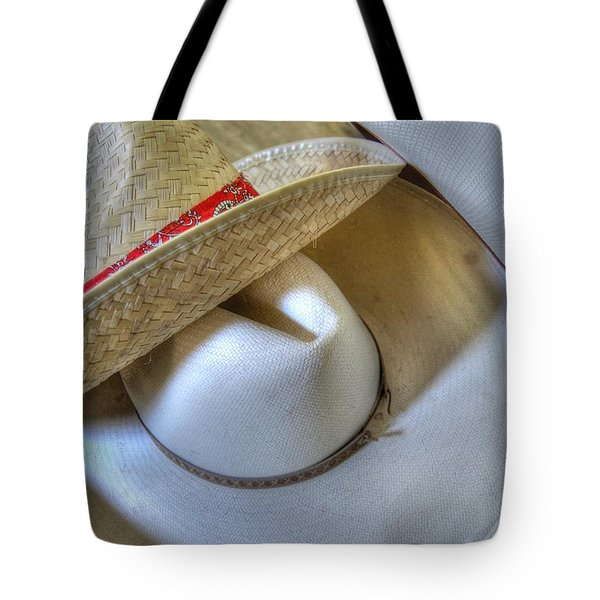 Cowboy Hats Tote Bag