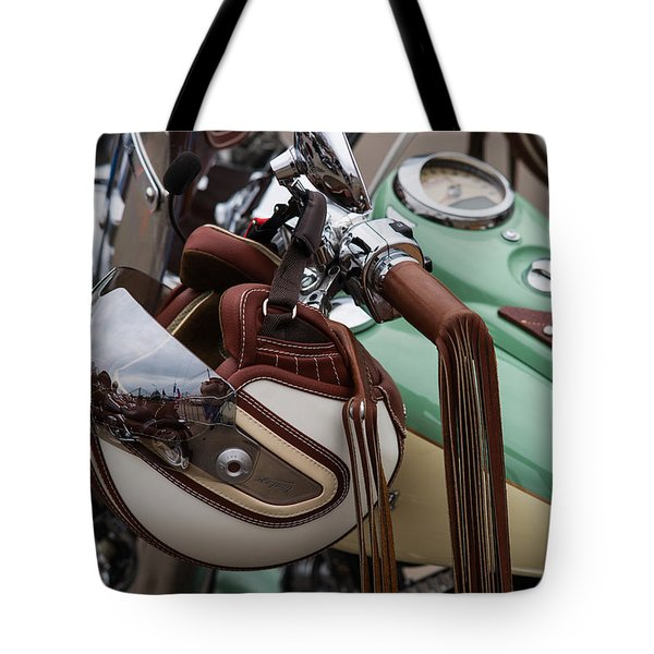 Cowboys Of The 21st Century - Featured 3 Tote Bag by Alexander Senin