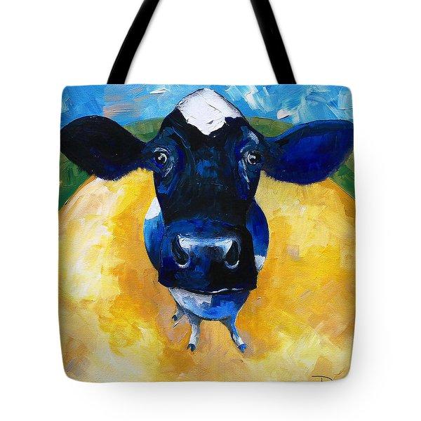 Cowtale Tote Bag