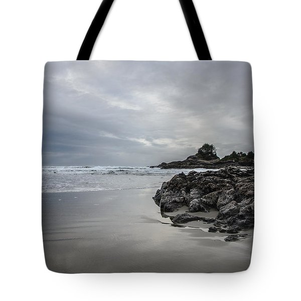 Cox Bay Afternoon  Tote Bag