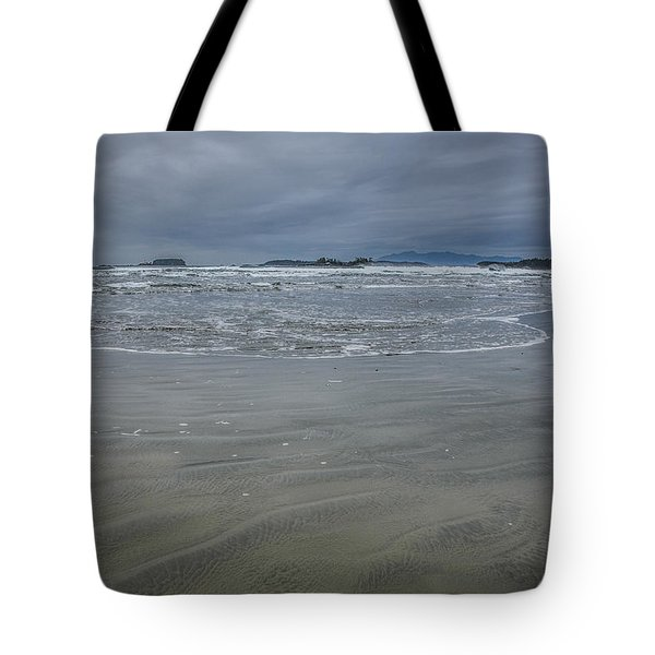 Cox Bay Late Afternoon  Tote Bag
