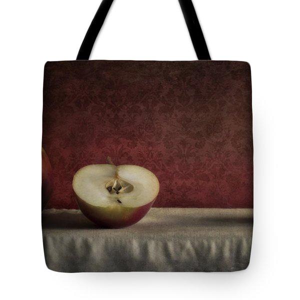 Cox Orange Apples Tote Bag by Priska Wettstein