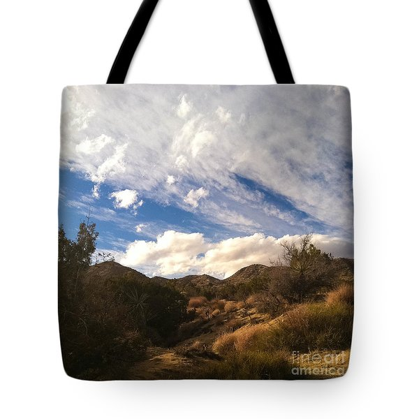 Coyote Wash Dressed Up Tote Bag
