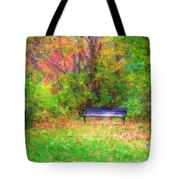 Cozy Little Nook Tote Bag