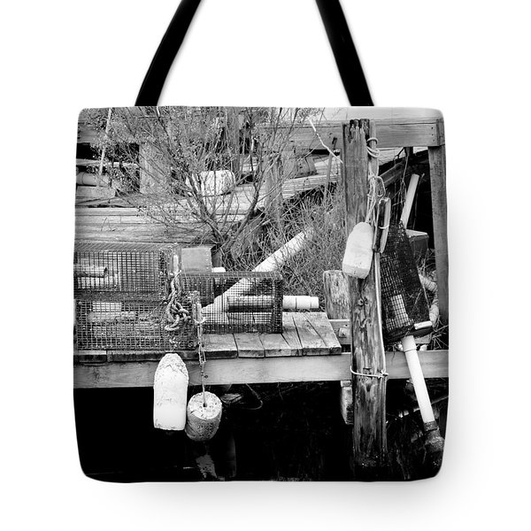 Crab Fishermans Still Life Tote Bag