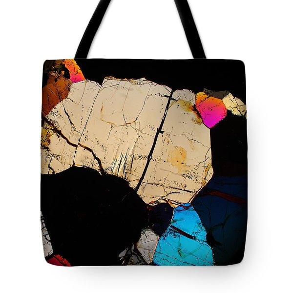 Crab Walk Tote Bag