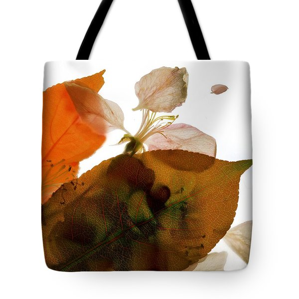 Crabapple Rose I Tote Bag