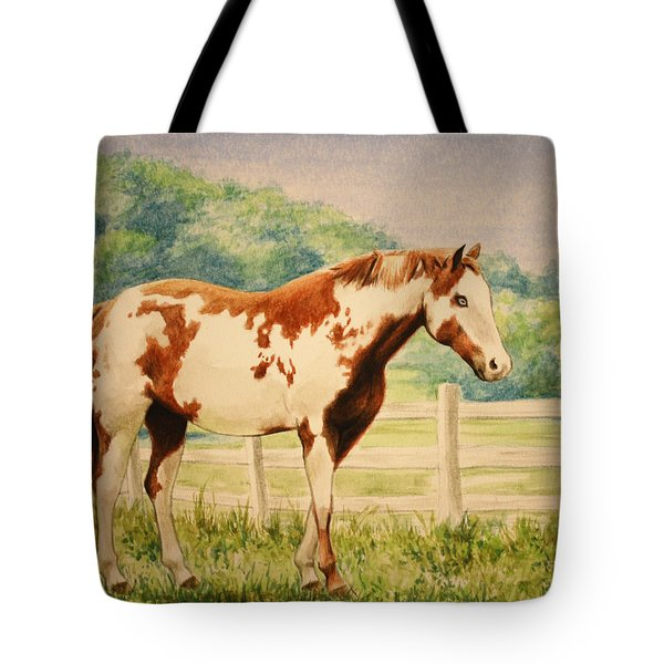 Cracker Tote Bag