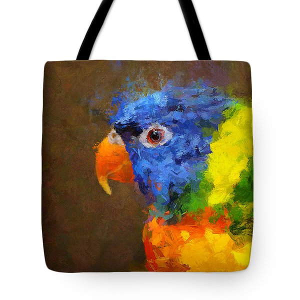 Crackers Tote Bag