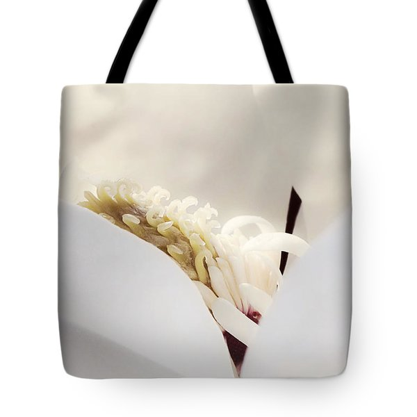 Tote Bag featuring the photograph Cradled by Janie Johnson