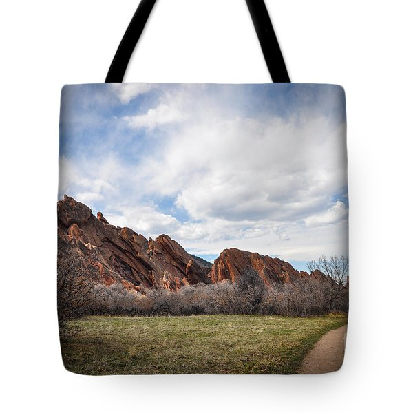 Craggy Wonder Tote Bag