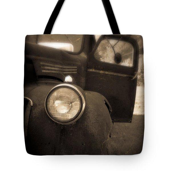 Crash Tote Bag by Edward Fielding