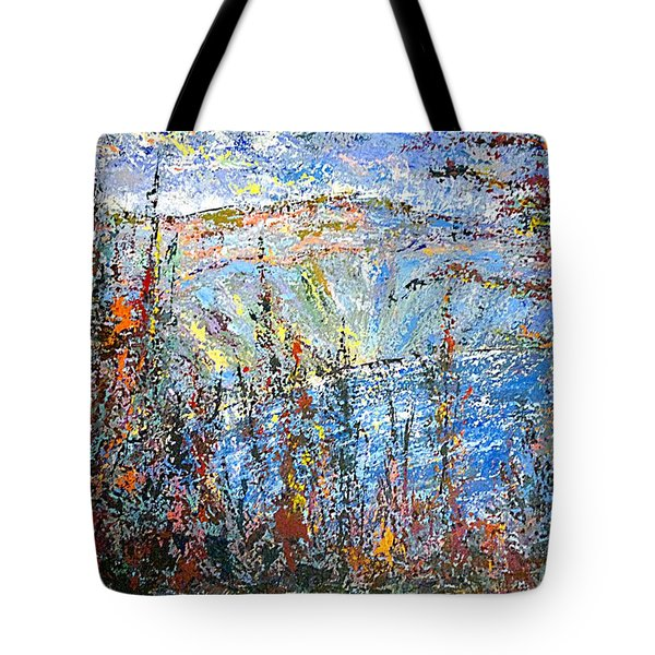 Crater Lake - 1997 Tote Bag